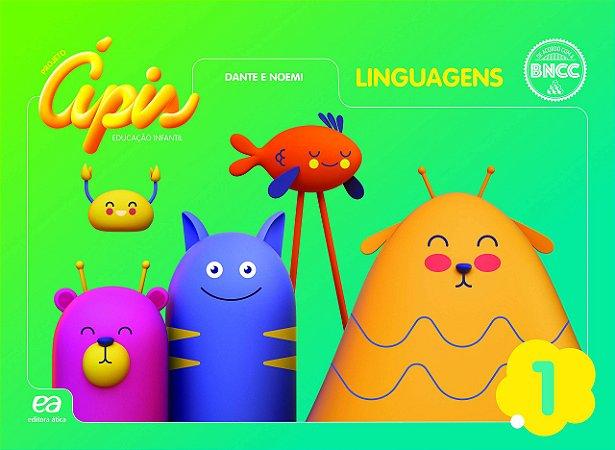 Projeto Ápis Linguagens Volume 1
