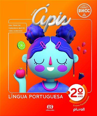 Projeto Ápis - Língua Portuguesa - 2º Ano