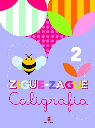 ZIGUE-ZAGUE Caligrafia - 2º Ano