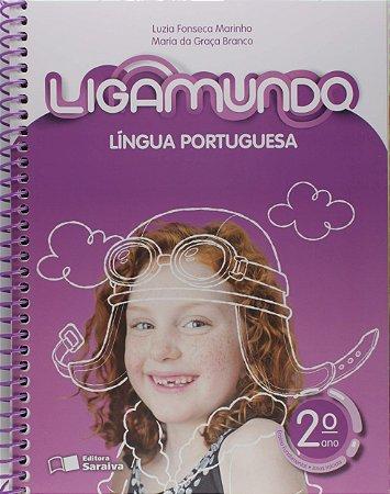 Ligamundo Português - 2º Ano