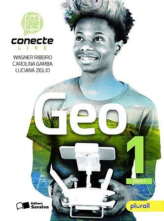 Conecte Live - Geografia - Volume 1
