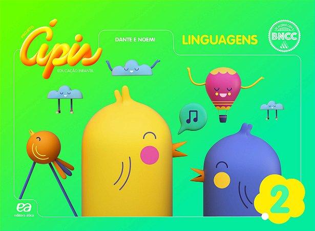 Projeto Ápis Linguagens Volume 2