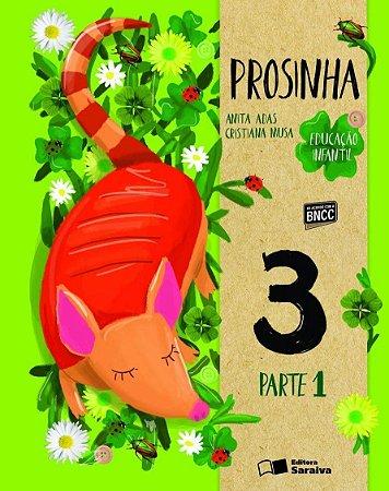 Prosinha - Educação Infantil Volume 3