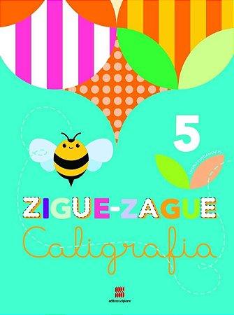 ZIGUE-ZAGUE Caligrafia - 5º Ano