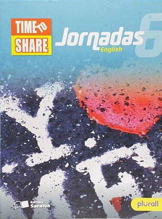 Jornadas Time to Share - English - 6º Ano