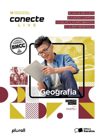 Conecte Live - Geografia - Volume Único