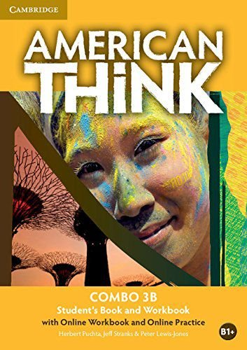 American Think 3B - Student's Book With Online Workbook And Online Practice