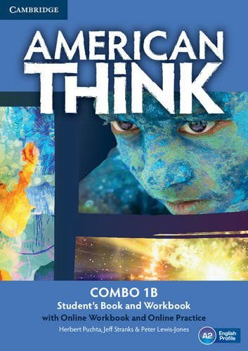American Think 1B - Student's Book With Online Workbook And Online Practice