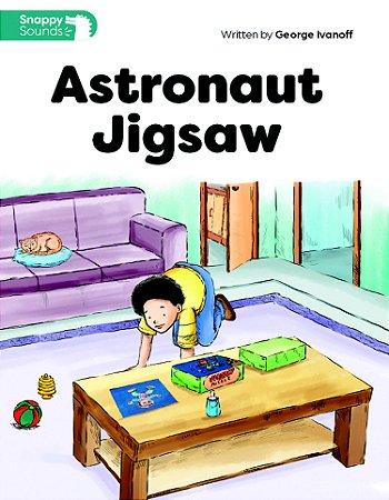 Astronaut Jigsaw