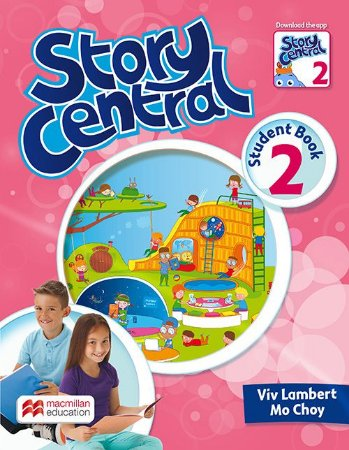 Story Central 2 - Student Book With eBook Pack