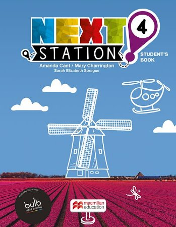 Next Station 4 - Student's Book & Clil