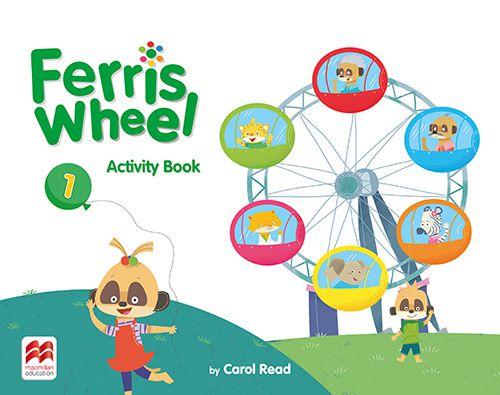 Ferris Wheel 1 - Activity Book