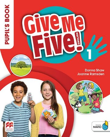 Give Me Five! 1 - Pupil's Book