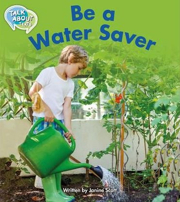 Be A Water Saver