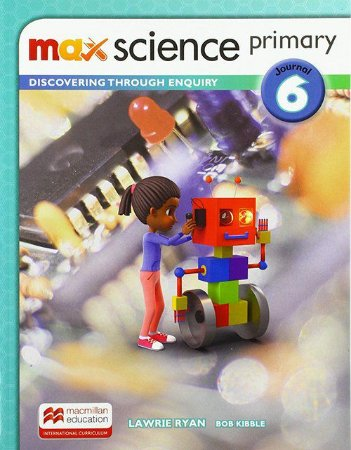 Max Science Journal 6 - Primary