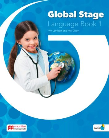 Global Stage 1 - Literacy Book & Language Book