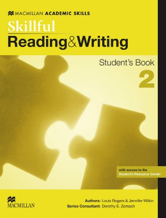 Skillful Reading & Writing 2 - Student's Book W/Digibook