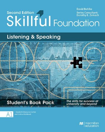 Skillful Listening & Speaking - Student's Book Pack - Foundation