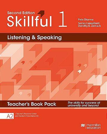 Skillful Listening & Speaking 1 - Teacher's Book Pack Premium