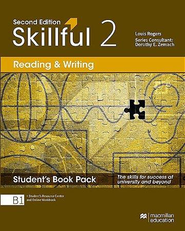 Skillful Reading & Writing 2 - Student's Book Pack Premium