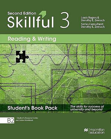 Skillful Reading & Writing 3 - Student's Book Pack Premium