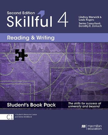 Skillful Reading & Writing 4 - Student's Book Pack Premium