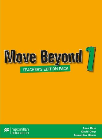 Move Beyond 1 - Teacher's Edition Pack