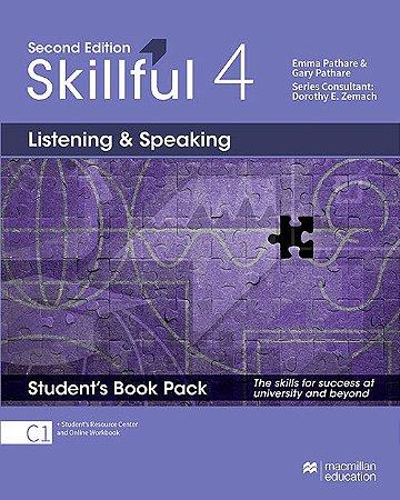 Skillful Listening & Speaking 4 - Student's Book Pack