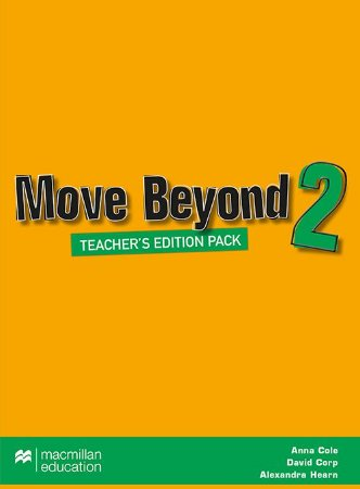 Move Beyond 2 - Teacher's Edition Pack