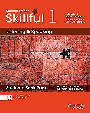 Skillful Listening & Speaking 1 - Student's Book Pack Premium