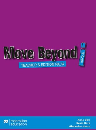 Move Beyond Intro A - Teacher's Edition Pack