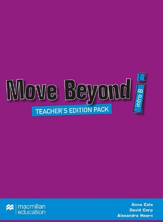 Move Beyond Intro B - Teacher's Edition Pack