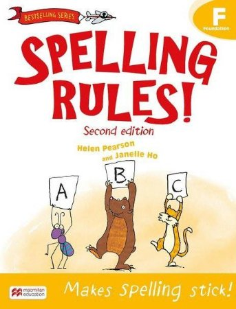 Spelling Rules! Student Book