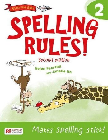 Spelling Rules! 2 - Student Book