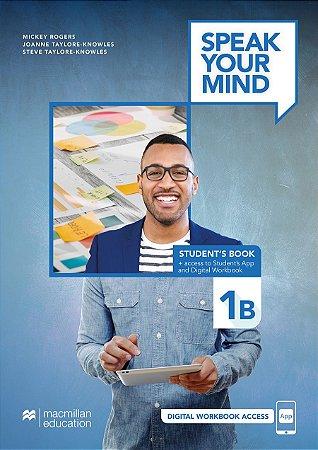 Speak Your Mind - Student's Book Premium Split Pack -1B