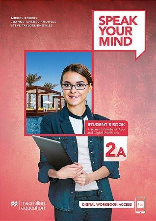 Speak Your Mind - Student's Book Premium Split Pack- 2A