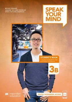 Speak Your Mind - Student's Book Premium Split Pack- 3B