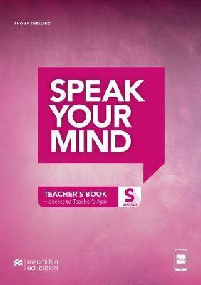 Speak Your Mind - Teacher's Edition With App - Starter
