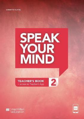 Speak Your Mind - Teacher's Edition With App-2