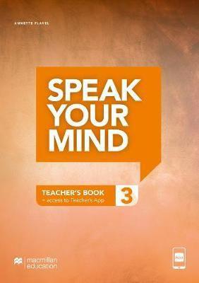 Speak Your Mind - Teacher's Edition With App-3