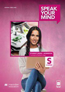 Speak Your Mind - Student's Book With Workbook Premium Pack - Starter