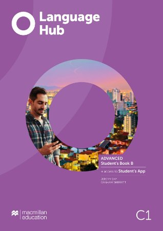 Language Hub- Student's Book B & App - Advanced C1