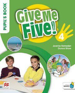 Give Me Five! 4 - Pupil's Book Pack With Activity Book