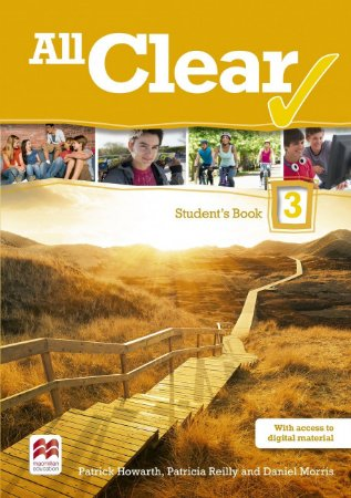 All Clear 3 Student's Book Pack