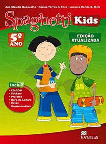 Spaghetti Kids - 5º Ano - Student's Pack
