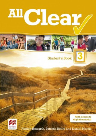 All Clear 3 Student's Book With Workbook Pack