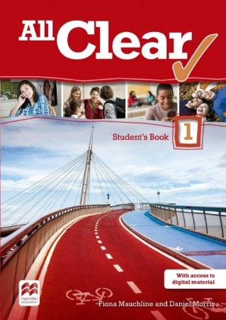 All Clear 1 Student's Book With Workbook Pack