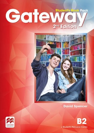 Gateway 2nd Edition Student's Book Pack & Dsb B2
