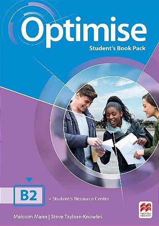 Optimise Student's Pack W/Workbook B2 (No Key)
