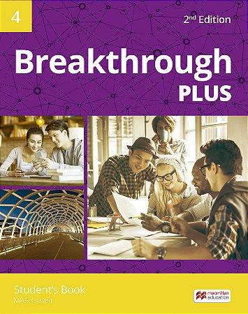 Breakthrough Plus 2nd Student's Book & Wb Premium Pack-4